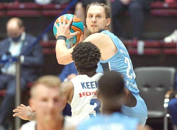Баскетбольный «Зенит» - антипод футбольного: умный, жесткий, кайфовый