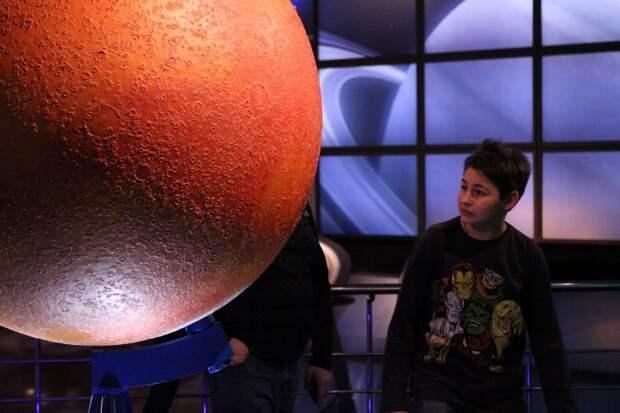 Ученики школы №1874 встретятся с дочерью космонавта