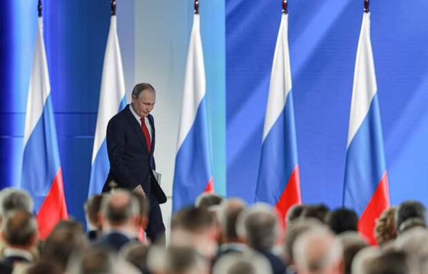 Николай Травкин. О сути грядущего послания Путина Федеральному собранию