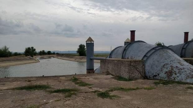 Решение проблемы Северо-Крымского канала: РФ строит новый тракт водоподачи
