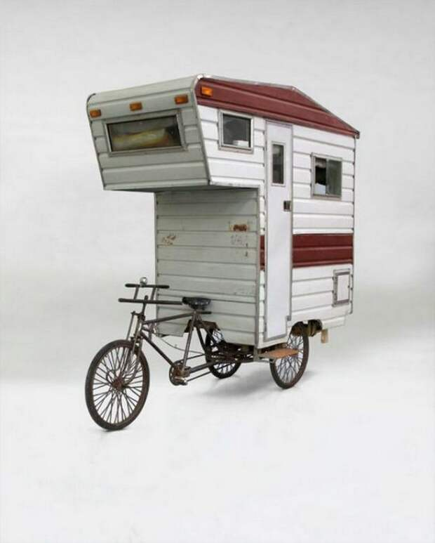 Велосипед- кемпер.