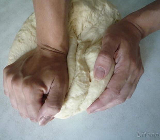 как завести дрожжевое тесто