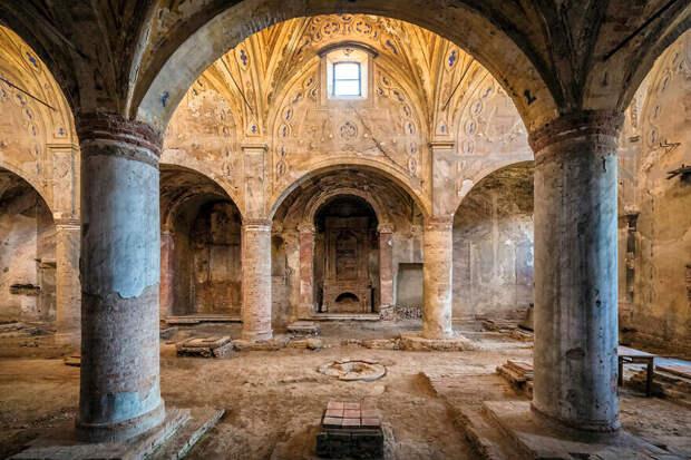 Церковь XII – XIII веков, Италия, Ломбардия