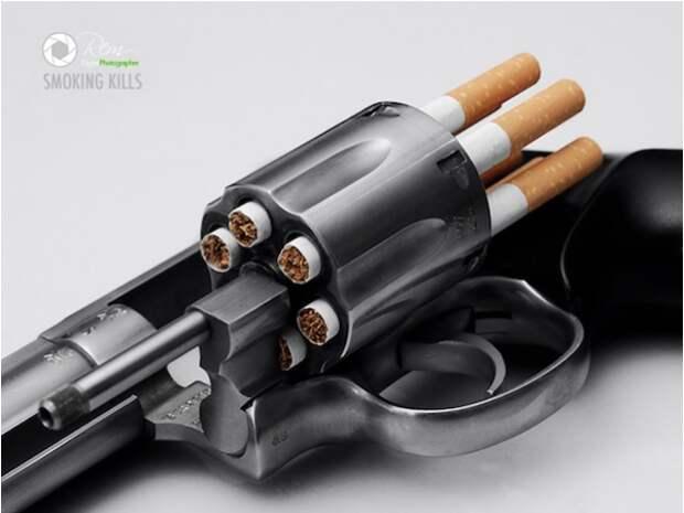 Курение убивает!))
