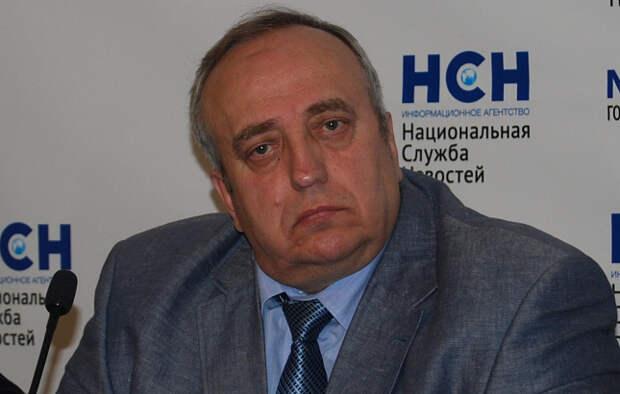 «На грани срыва мог ему башку снести». Клинцевич об инциденте с украинским политологом