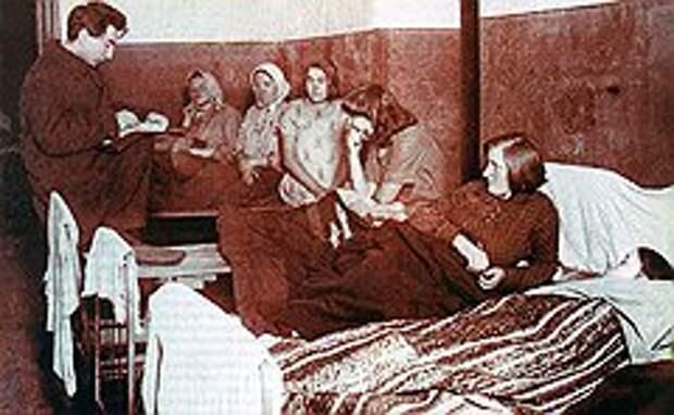 Уватские искатели романтических приключений имели твердое задание по распространению неприличных болезней (на фото — кожно-венерологический диспансер)