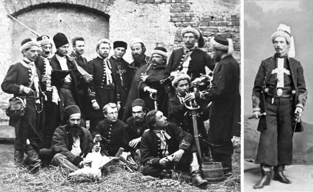 Польские повстанцы