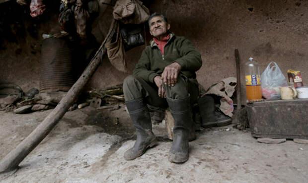 Аргентинец прожил 40 лет в горах без благ цивилизации