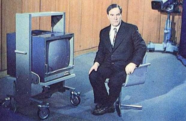 Закрытие телепрограммы «Очевидное – невероятное» С.П. Капицы. Как это было