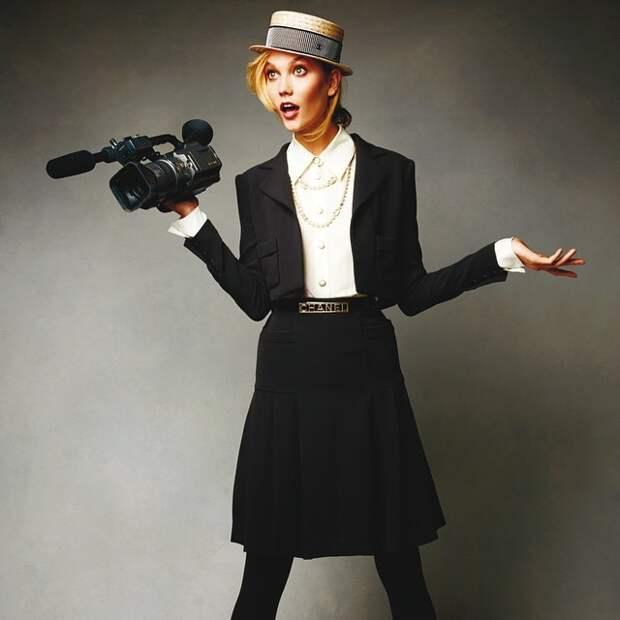 Высокая мода от Патрика Демаршелье