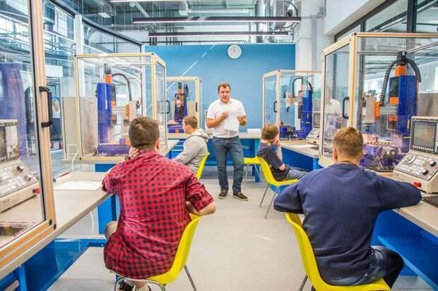 Как в России развивается профтехобразование идетское техническое образование
