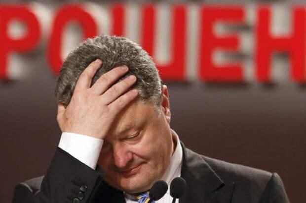 На Украине Порошенко хотят признать святым мучеником