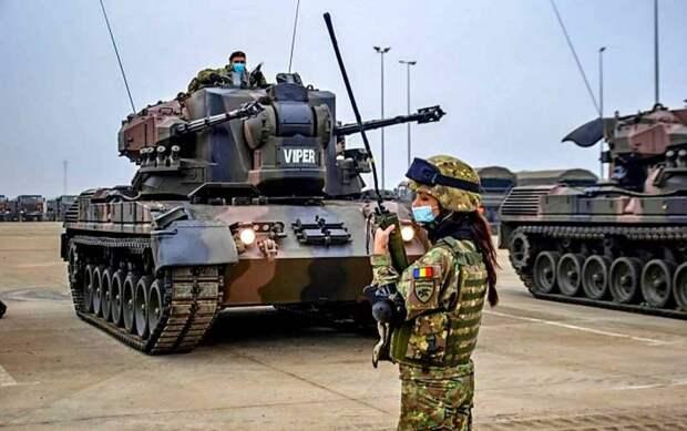 В США: Против России Румыния продержится не более 24 часов
