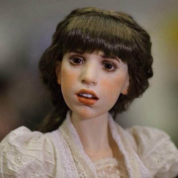 Потрясающие куклы Михаила Зайкова. Так реалистично, как живые!