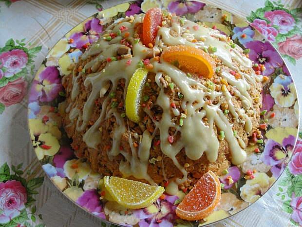 Рецепты по выходным - Муравейник