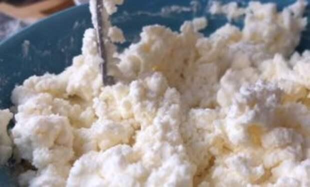 Сырники с кокосовой мукой в духовке