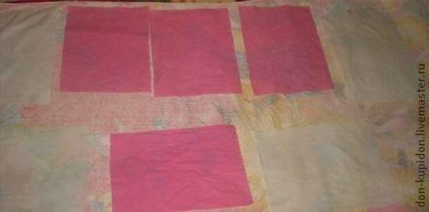 Перенос рисунка на ткань. Несколько необычных способов