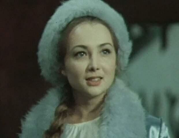 Новогодние красавицы из советского прошлого.