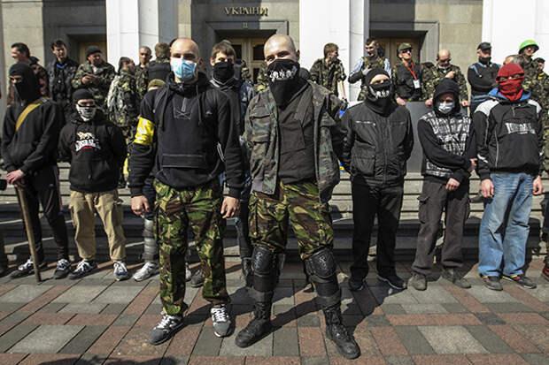 Украина готовит террористов для отправки в Крым