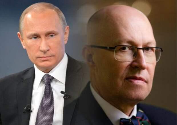 Валерий Соловей призвал закрыть границы и открыть тюрьмы