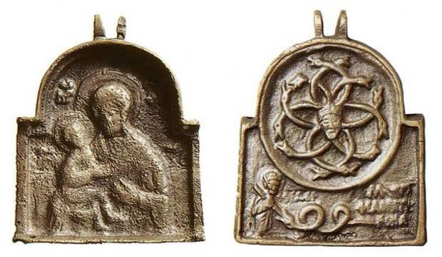 Змеевики XI-XVI вв.