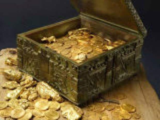Разное: Величайшие потерянные сокровища, которые ищут веками и не могут найти до сих пор