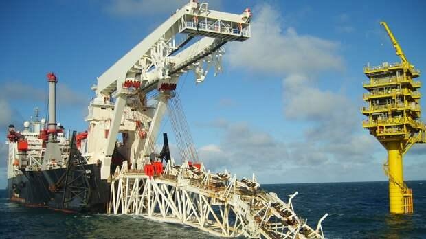 Эксперт оценил заявление ФРГ о «мощном сигнале» критикам «Северного потока — 2»