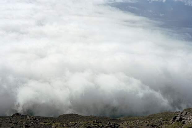 Поэтичные фотографии облаков в объективе тонкой натуры Carene Souhy