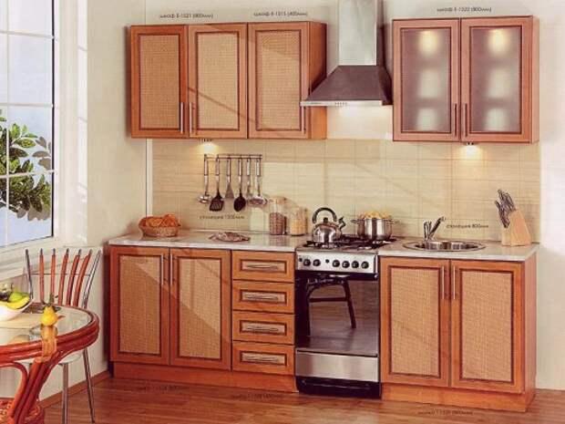 как обновить кухонный гарнитур фото