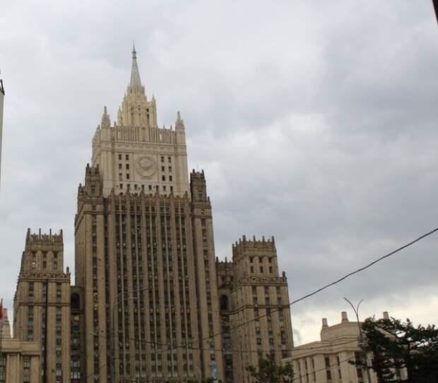 МИД России запретил ряду британцев въезжать в страну