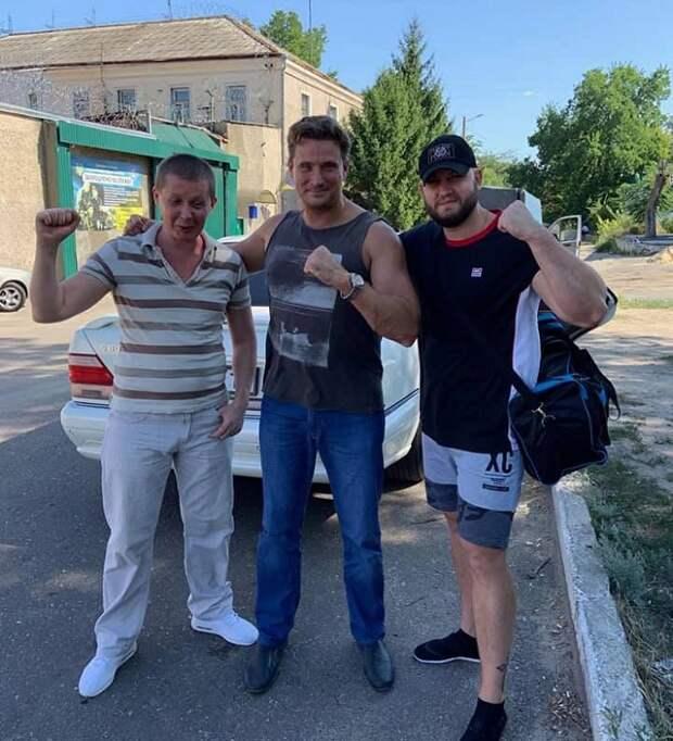 Евгения Мефедова выпустили под залог