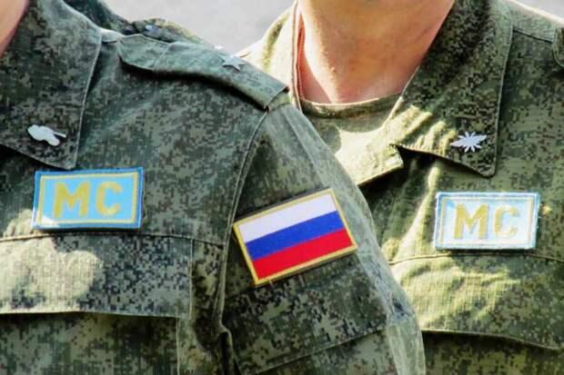 Россия не позволит НАТО заблокировать своих миротворцев в Приднестровье