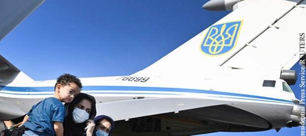 «Украденный» в Афганистане украинский самолет оказался выкуплен богатыми афганцами