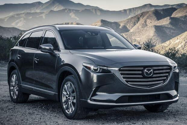Дизель как входной билет: Mazda CX-9 целится на Европу