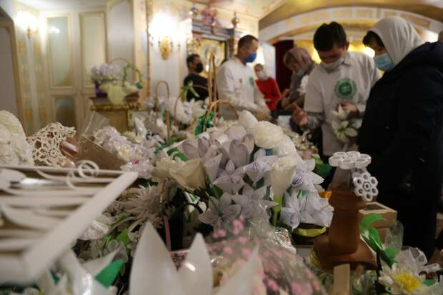 Средства на помощь 4 детям из Удмуртии собрали во время акции «Белый цветок»