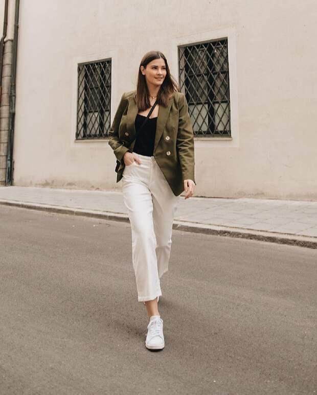 15 стильных идей носить брюки так, что все будут оборачиваться вам вслед