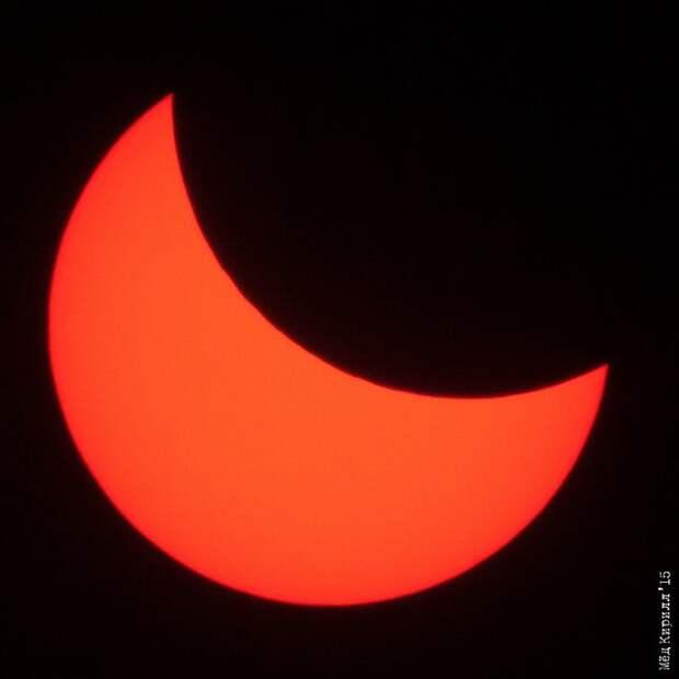 15 лучших фото солнечного затмения со всего мира