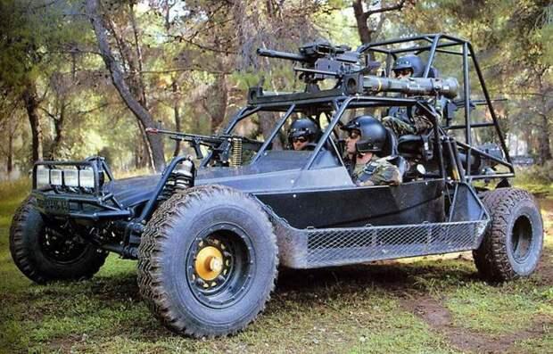 Быстрый багги авто, броневик, военная техника