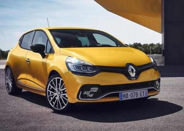 Рестайлинг со звуком: Renault Clio RS фокусируется на штрихах