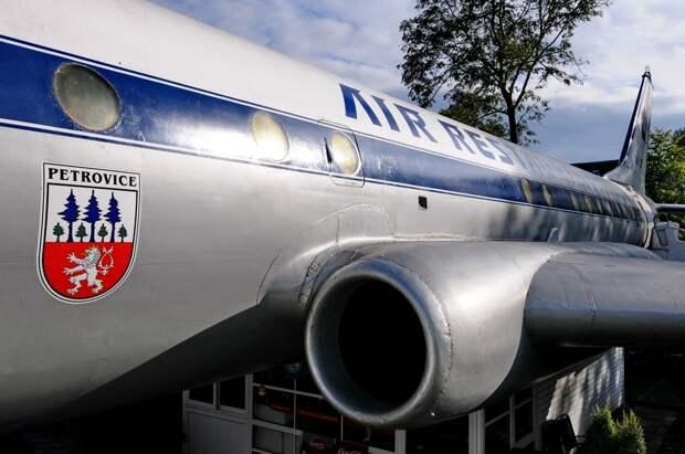 Air Restaurant в чешском городе Петровице
