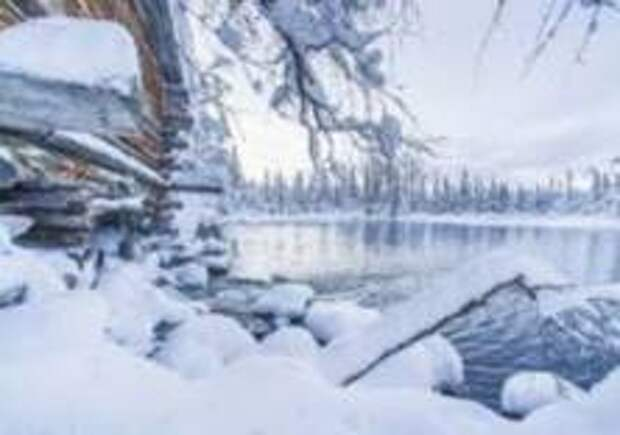 Финляндия лишилась снега