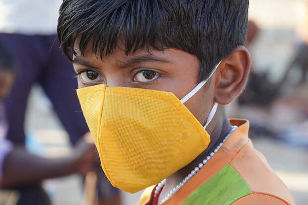 Индия объявила о «коронавирусном шторме» в стране