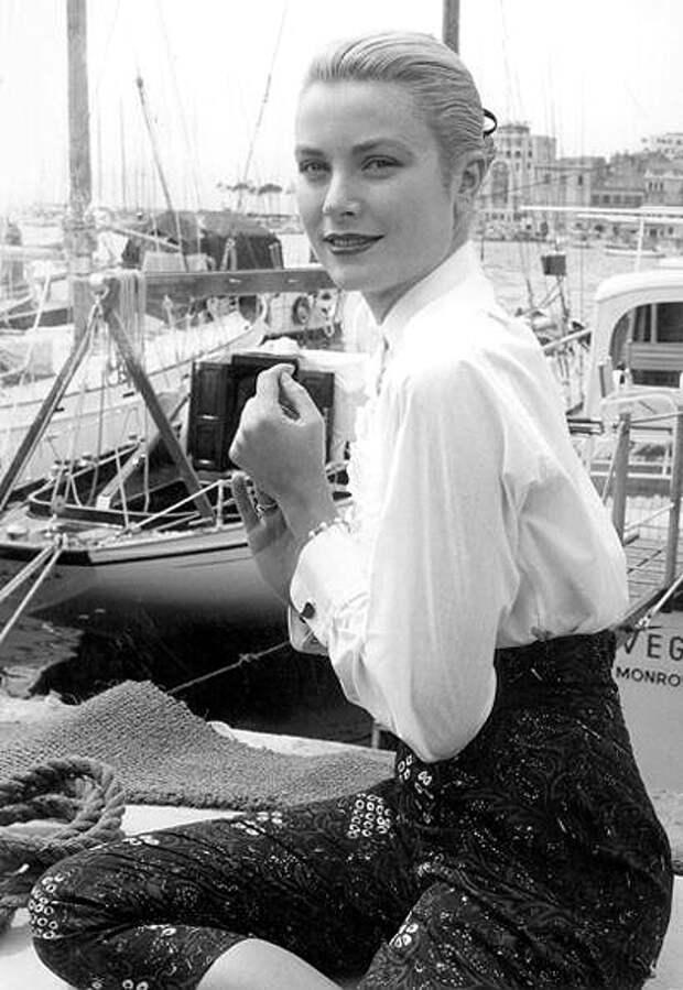 Грейс Келли (1955)