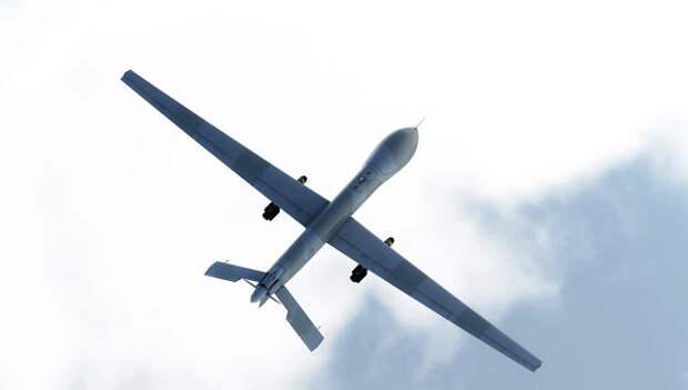 Беспилотный летательный аппарат (БПЛА), архивное фото