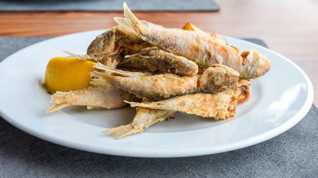Рецепты от Маргариты Симоньян: Жареная рыба