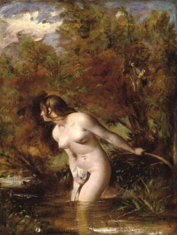 Мисидора - Картины ню, эротика в шедеврах живописи фото