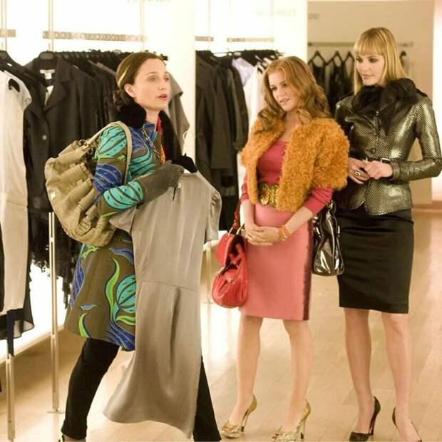 Подборка 7 фильмов о fashion-индустрии
