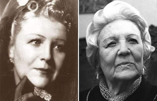 Угасшая звезда 100-летней королевы романса