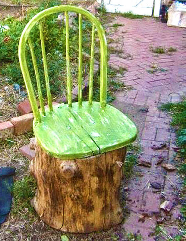 Мебель для дачи — идеи кресел, стульев и диванов