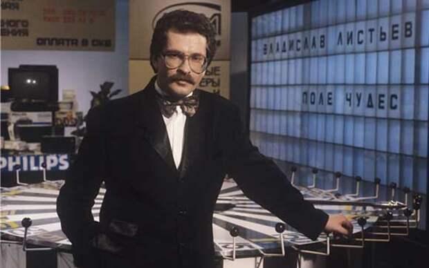 Влад Листьев собирался создать интерактивное телевидение